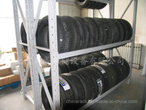 Foldable and Stackable Heavy Truck Tyre Storage Tire Rack
