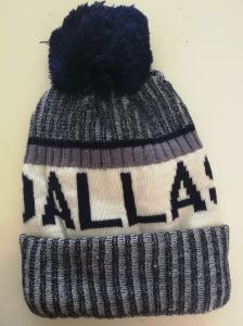 36e41765517 Team USA Dallas Winter Knit Slouchy Beanie Hat Unisex Daily Warm Ski Skull  Cap