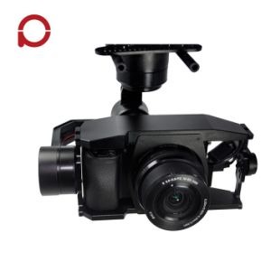 Uav / Drone Camera Gimbal / Stabilizer Payload Specialized for Sony Ildc 3  Axis Stabilized Gimbal