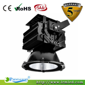 High Power Outdoor Stadium Industrial Lighting 500W LED High Bay Light