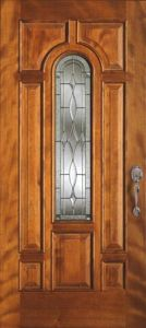Solid Wood Door--1037#