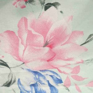 Exquisite Home Textile Chiffon Printed Fabric