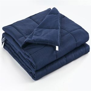 Manufacturer Weighted Blanket Inner for Perfect for Relaxation Fall Asleep  Faster and Better Reduce Stress and Anxiety Autism