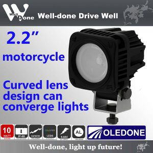 10W CREE LED Free-Link Motorcycle Light