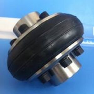 China Factory Rubber Ring Tyre Coupling