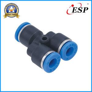 Ningbo China High Pressure Union Y Plastic Tube Fittings(Py080