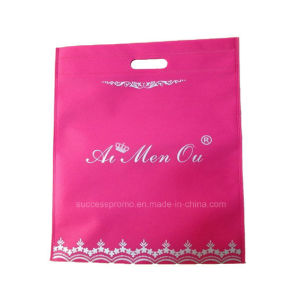 Promotion Customized Hot Press Non Woven Bag pictures & photos