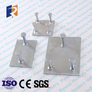 Concrete Fastening Plate for Construction Haredware