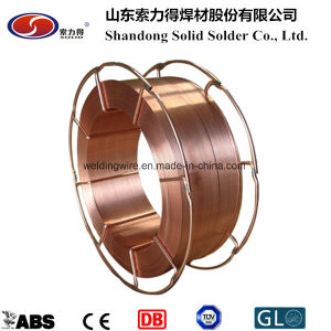 China Aws A5.18 Er70s-6 CO2 MIG Welding Wire (AWS A5.18 ER70S-6 ...
