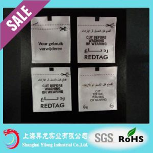 Hot Sale for EAS Dr RF RFID Soft Label Sew in Tag EL22 pictures & photos