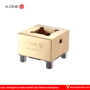 A-One Erowa CNC EDM Copper Electrode Holder for EDM Spark Erosion pictures & photos