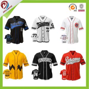 7998d87b5fa 2017 Men′s Short Sleeve Blank Baseball Jersey Wholesale Custom American Baseball  Jerseys