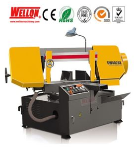 (0-45 degree) Rotating Band Sawing Machine (Band Saw GW4028X GW4030X) pictures & photos