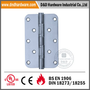 Stainless Steel Hinge for Europe with Round Corner pictures & photos