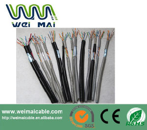 UTP Cat5e CAT6 LAN Cable Network Cable with Fluke Test (WMV032801) pictures & photos