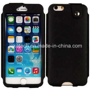 buy online cd781 727ce Pouch Leather Sleeve Case for iPhone 6 Plus