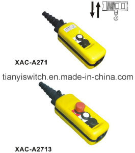 Xac-A271 or Xac-A2713 Xac Series Pendant Control Switch pictures & photos