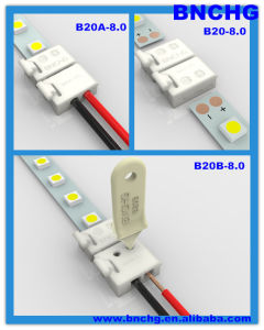 New Female Strip Connectors for LED RGB 5050 Light Strip
