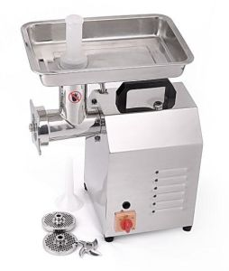 22# S/S Electric Meat Grinder- 900W Model: Fed-22