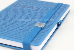 High Quality Lanbook Notebook with Customized Button pictures & photos