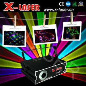 1000MW RGB Animation Laser Light with SD Card pictures & photos