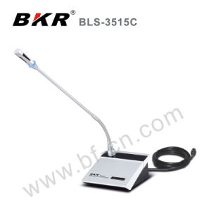 Bls-3515c/D Desktop Cable Meeting Microphone System pictures & photos