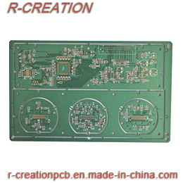 Immersion Gold 2 Layer PCB Fr-4, Hal