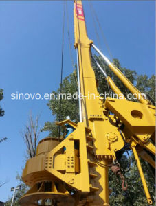 Original CAT Base TR150D Rotary Drilling Rig pictures & photos
