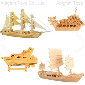 Ship Construction Kit Kids DIY Toys