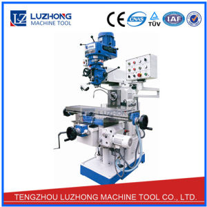High Precision Universal Turret Milling Maachine Turret Milling Machine for Sale X6328b