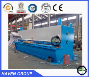QC11Y Series Guillotine Hydraulic Shearing Machine pictures & photos