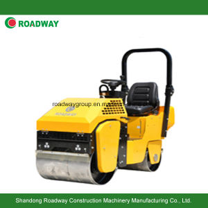 1ton Vibratory Road Roller with Famous Engine pictures & photos