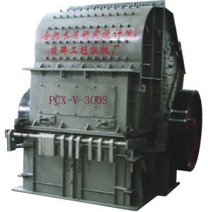 Pcx Series High Efficiency Fine Crusher