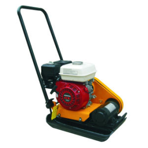 High Quality Gasoline Honda and Robin Plate Compactor (CD60-1)