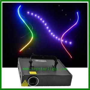 New Arrival Cartoon Laser Projector RGB 2W Laser Lighting