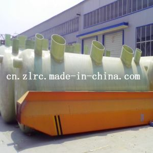 FRP Sewage Treatment Tank / Flange Tank pictures & photos
