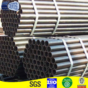 Thin Wall Thickness ERW Round Steel Tube & Pipe (0.5mm - 1.5mm) pictures & photos