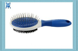 Pet Dog Cat Shedding Grooming Pin Hair Removal Brush Comb Hair Combs and Brushes pictures & photos