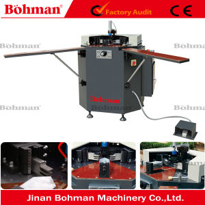 Single Head Corner Combing Machine for Window and Door pictures & photos