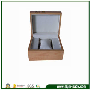 Customized Walnut Wood Packaging Watch Box pictures & photos