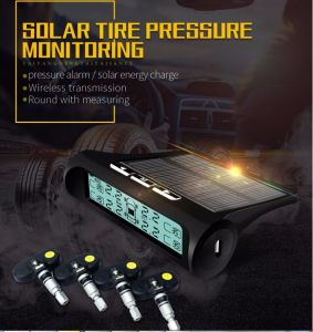 Tire Pressure Monitor TPMS with 4 Internal Cap Sensors pictures & photos