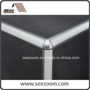 Aluminum / Aluminium Metal Kitchen Countertop Tile Edge Trim