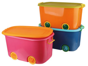 Plastic Storage Box for Kids 50L (LE51206)  sc 1 st  Ningbo Lisi Import u0026 Export Co. Ltd. & China Plastic Storage Box for Kids 50L (LE51206) - China Plastic ...