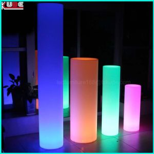 Polycarbonate LED Landscape Light Outdoor Lighting Apollo Column Light pictures & photos