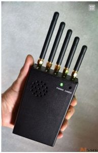 3W Handheld Phone WiFi GPS Jammer with Cooling Fan Cts-Jw