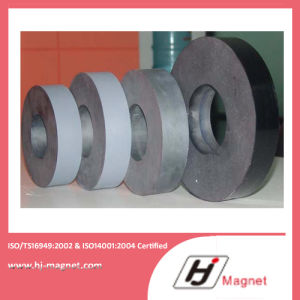 High Quality Customized Ring Permanent Ferrite Magnet for Industry