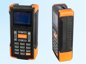 Wireless Barcode Scanner with Screen (OBM-8800)