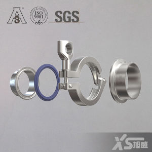 Hygienic Stainless Steel Fitting Triclover Clamp Ferrule pictures & photos