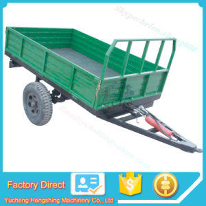 Farm Tractor Mounted Trailer China Supplier pictures & photos