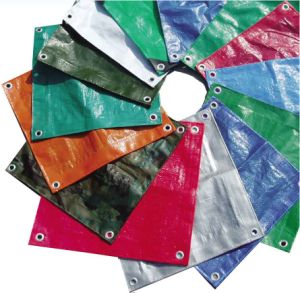 Waterproof PE Tarpaulin Made in China pictures & photos